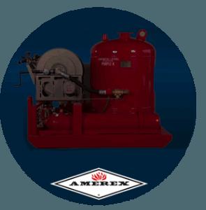 מערכות לגילוי, כיבוי ומיגון אש