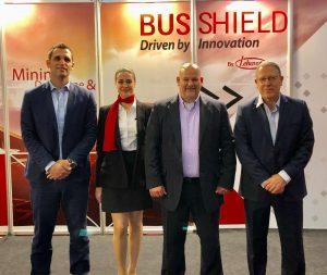 """מנכ""""ל להבות ייצור ומיגון, השקת תקן חדש למערכות אוטובוסים"""