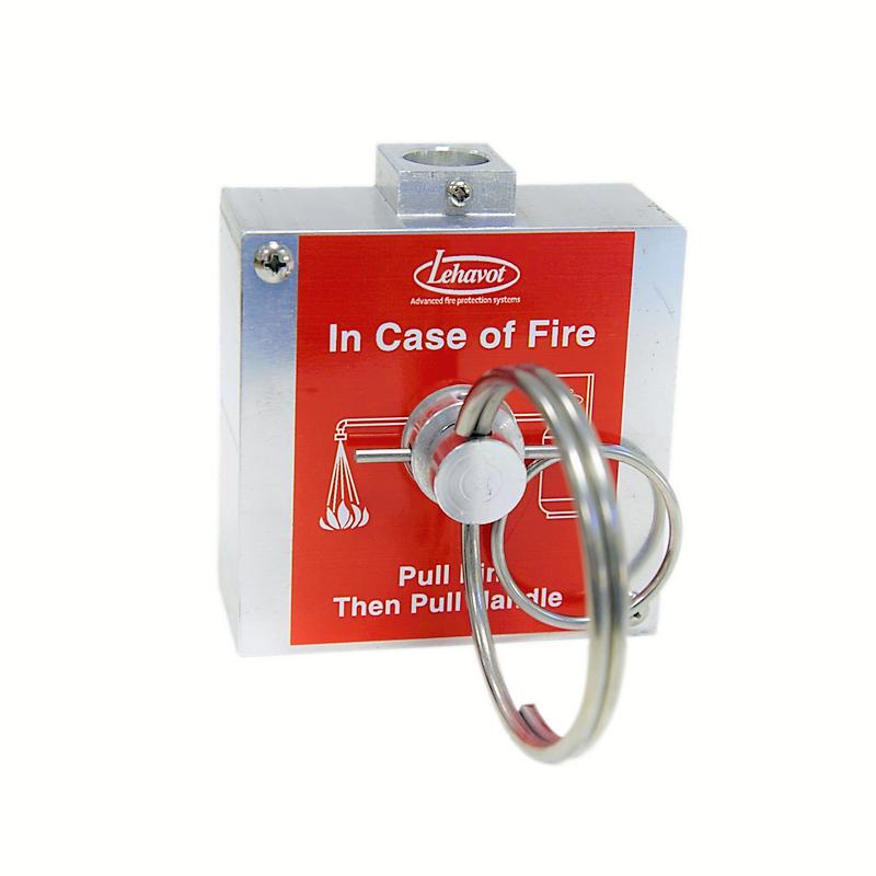 מערכות כיבוי במנדפים במקרה של שריפה